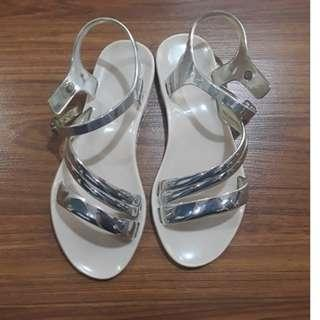 Call It Spring Jelly Sandals (Size 7 )