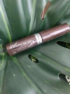 Rimmel brow this way brow styling gel #DeclutterWithFatin