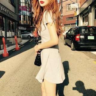 Korean playful dress #paywithboost #midsep50 #3x100