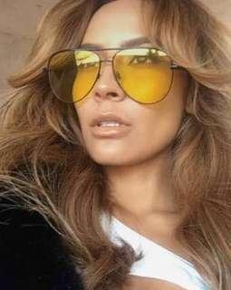 Sahara sunglasses yellow