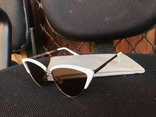 Mango cat eyes sunglasses