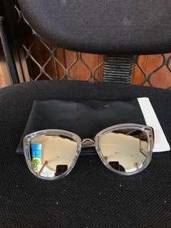 Quay clear sunglasses my girl
