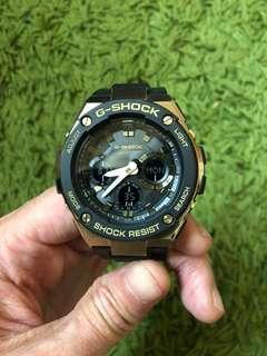 Casio G shock Gsteel