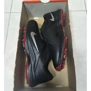 Nike Tiger Woods TW '17 Golf Shoes (Black/Red)