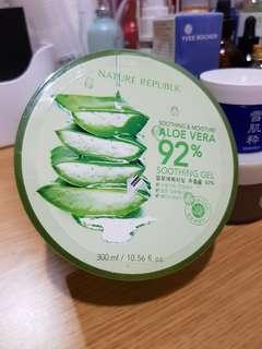 Nature Republic Aloe Vera Gel (free shipping)
