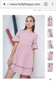 Hollyhoque babydoll dress
