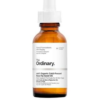 100% Organic Cold-Pressed Rose Hip Seed Oil( 30ml )