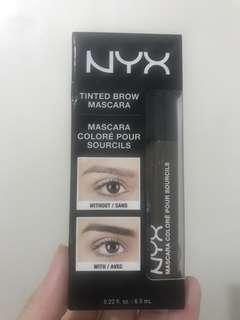 Nyx Brow Mascara Gel