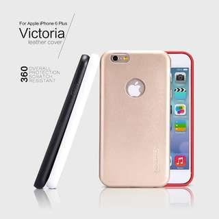 Nillkin Apple iPhone 6 case and iPhone 6 plus case - Leather