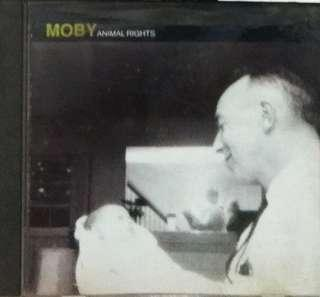 arthcd MOBY Animal Rights CD