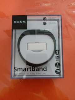 全新 SONY SmartBand 智能手帶 SWR10
