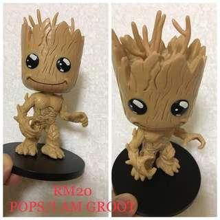 GROOT/I AM GROOT/GUARDIANS OF THE GALAXY