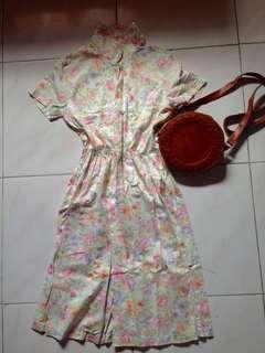 Lazy Dress Floral