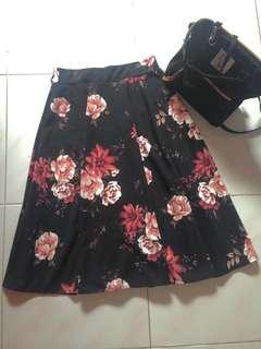 Sunday Skirt Floral