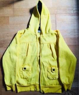 🚚 黃色長袖外套