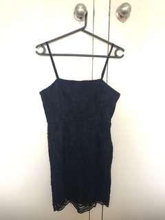 BNWT Navy Dress