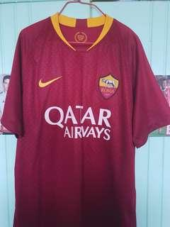 Authentic AS Roma Home Kit 2018/18 M Size