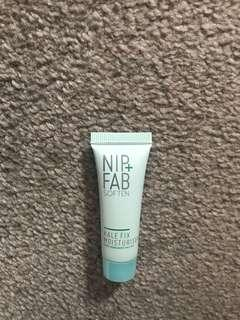 Nip+fab kale fix moisturizer