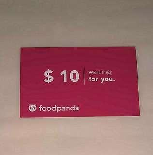 🚚 Food Panda discount voucher