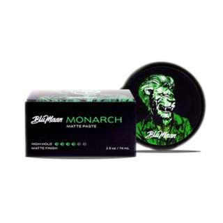 [INSTOCKS] Blumaan Original Monarch Matte Paste