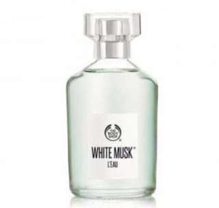 Jual Parfum Body Shop White Musk L'eau