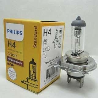 🚚 車燈 h4 55w