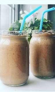 Wholefood shake and program