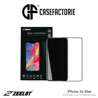 ZEELOT Tempered Glass Screen Protector iPhone Xs Max