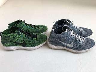 Nike Flyknit Chukka men US10.5