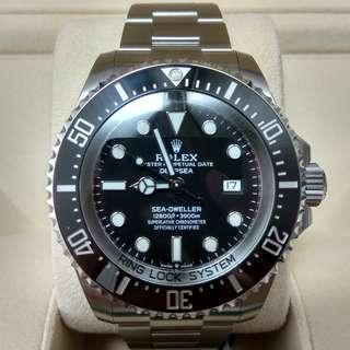 Rolex Deepsea - 126660