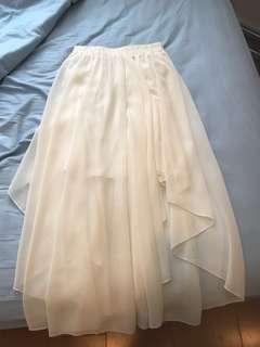 🚚 雪紡長裙