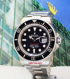 Brand New ROLEX SeaDweller 43mm. Reference: 126600
