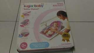 "Sugar Baby Deluxe Baby Bather ""Bubbly Elephant"""