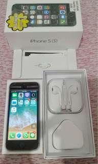 Jual Cepat iPhone 5s Space Grey 32GB