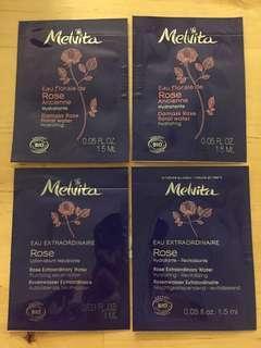 Melvita Rose Toner 玫瑰花水 Mini Set