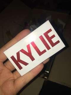 Kylie eyeshadow duo