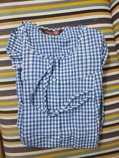 🚚 奇妮 GENNIES'S 哺乳睡衣套裝