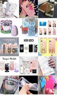 #JAN25 casing hp iphone, samsung dan tongsis,MURAH!