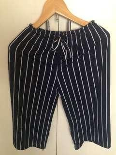 cullotes stripes