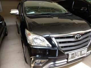 Toyota Innova manual bensin 2014 G