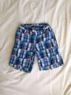 Authentic Nautica Chekered Shorts