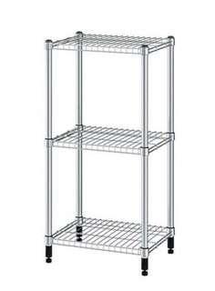 Shelving Metal Rack IKEA - New (Omar style)