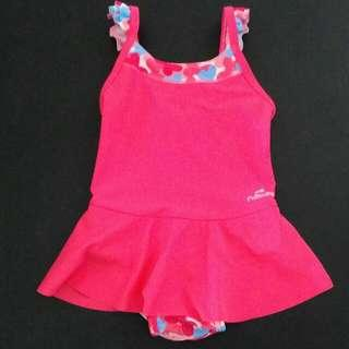 Age 1-2 Years One Piece Swimsuit Wear
