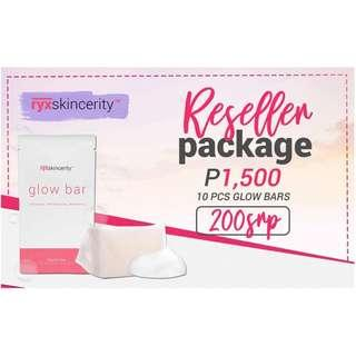 Ryx Skincerity Glow Bar - Reseller Package