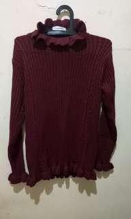 Sweater rajut by Mayoutfit