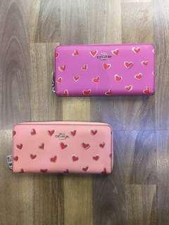 Women Coach Wallet Original