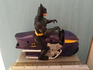 Legends of Batman: Batman on Batcycle, Super Wheelie Power! (Kenner, 1994)