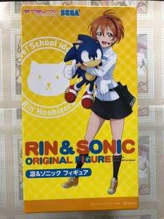 LoveLive SEGA Rin&SONIC