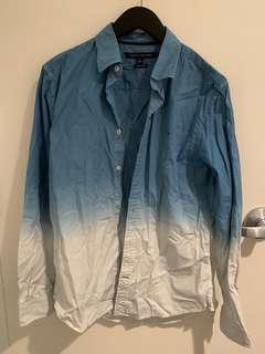 Tommy hilfiger shirt, Size M