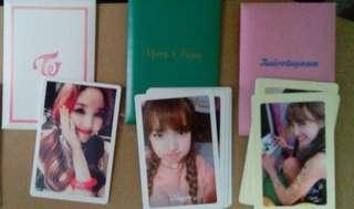 Twice preorder card sets